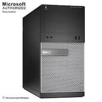 Dell OptiPlex 3020 Tower Intel Core I3 4130 3.4GHz 4GB RAM 1TB HDD DVD W10P(EN/ES)-1 Year Warranty(Refurbished)