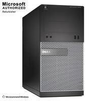Dell OptiPlex 3020 Tower Intel Core I3 4130 3.4GHz 8GB RAM 1TB HDD DVD W10P(EN/ES)-1 Year Warranty(Refurbished)