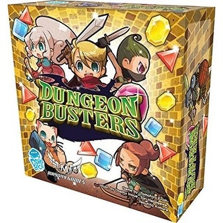 Dungeon Busters Board Game
