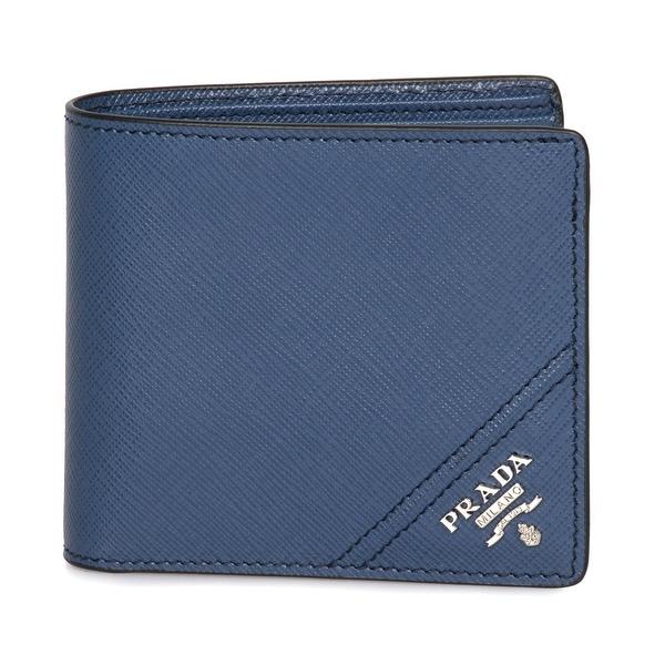 4a71009038a1a8 Shop Prada Black Saffiano Leather Wallet 2MO513 QME F0002 - Free ...