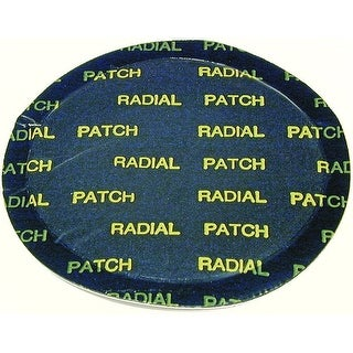 "Plews 14-137 Tire Radial Patch, 2-1/4"", 30 Per Box"