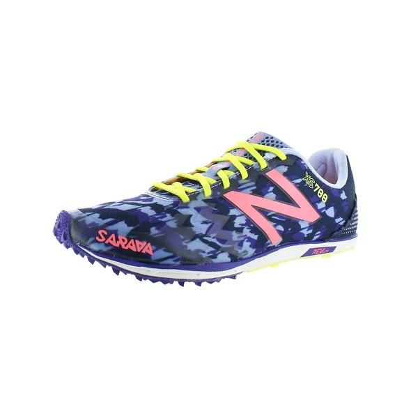New Balance Womens Cleats Running Printed - 6 medium (b,m)