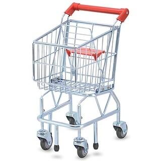 Kid Size Metal Shopping Cart