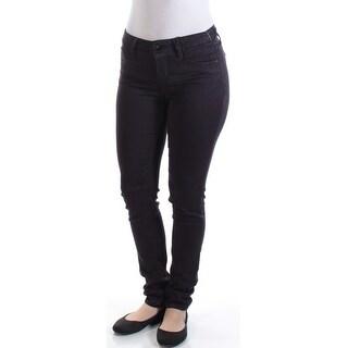 Womens Purple Skinny Pants Juniors Size 5