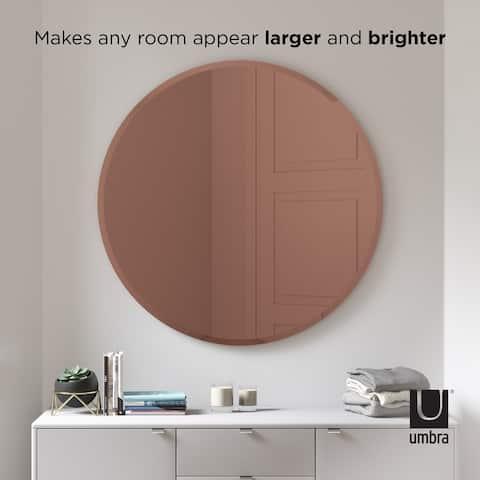 Umbra HUB BEVY Wall Mirror