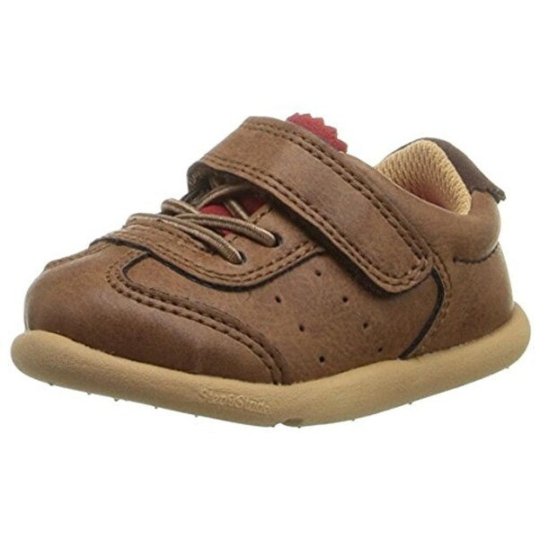 Step and Stride Boys Derby Sneakers Toddler Faux Leather