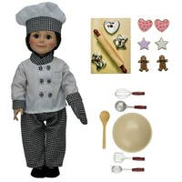shop the queen 39 s treasures salvation army american wwi doughnut girl kitchen accessory set fits. Black Bedroom Furniture Sets. Home Design Ideas