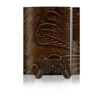 DecalGirl PS3-SDLEATHER PS3 Skin - Saddle Leather