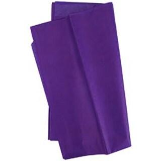 "Purple - Tissue Wrap 20""X20"" 10/Pkg"