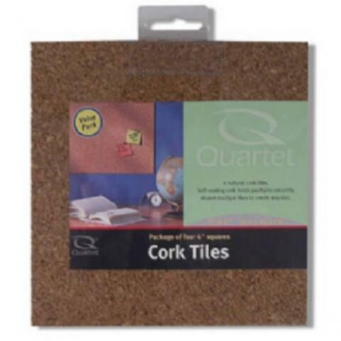 """Cork Tile 6"""" x 6"""""""