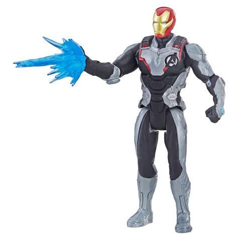 Marvel Avengers: Endgame Team Suit Iron Man 6-Inch-Scale Figure