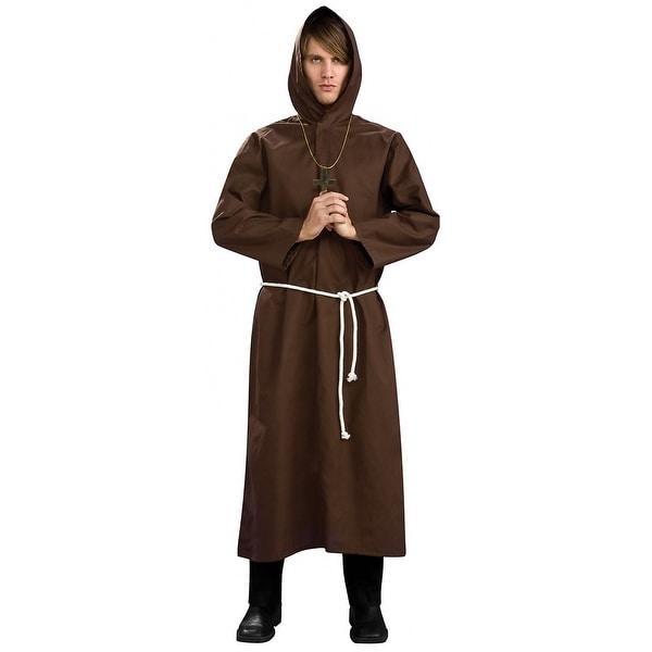 Brown Monk Robe
