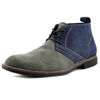 Kenneth Cole Reaction Smooth It Over Men  Round Toe Suede  Boot