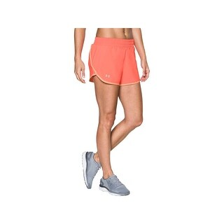 Under Armour Womens Shorts Textured 2-In-1