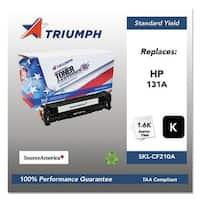 Triumph Remanufactured 131A Toner Cartridge - Black Toner Cartridge