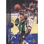 Doug West Minnesota Timberwolves 1994 Upper Deck Autographed Card This item comes with a certifica