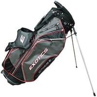 Tour edge golf ubaexsb36 exotics xtreme3 stand bag blkc - Black