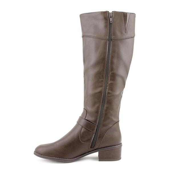 Karen Scott Womens Delano Closed Toe Knee High Fashion Boots