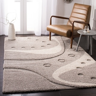 Link to Safavieh Florida Shag Riet Abstract Rug Similar Items in Rugs