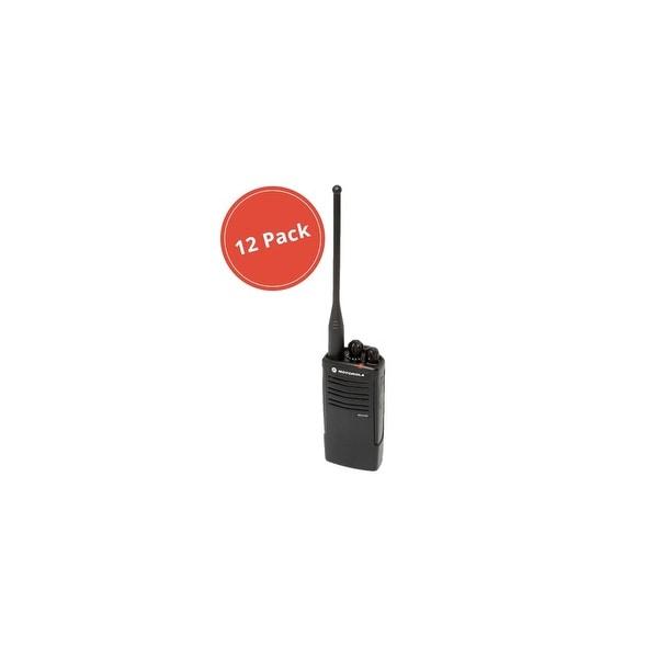 Motorola RDU4100 (12 Pack) RDX Business Series Two-Way UHF Radio