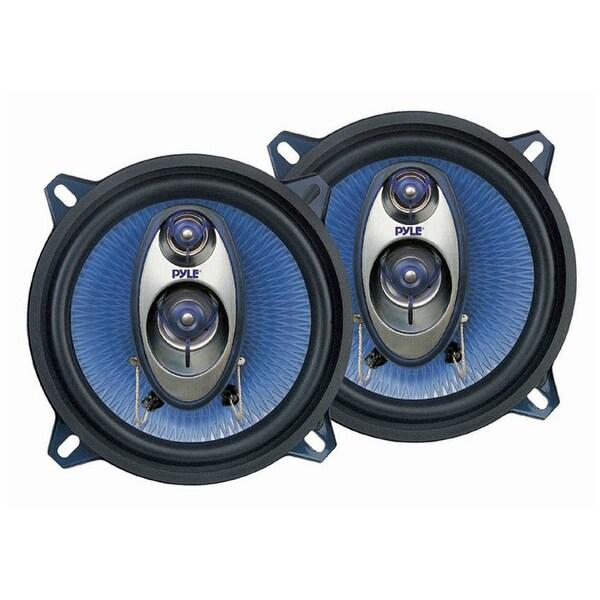 Pyle Audio PL53BLM Pyle PL53BL 5.25- Inch 200-Watt Three-Way Speakers (Pair). Opens flyout.