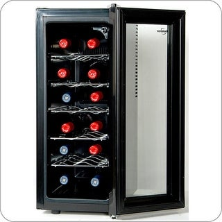 Koolatron WC12 12 Bottle Wine Cellar