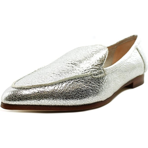 b9201aca2337 Shop Kate Spade Carima Women Pointed Toe Synthetic Silver Flats ...