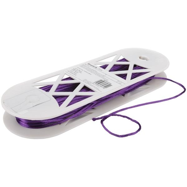 "Rattail 1/8""X36yd-Purple"