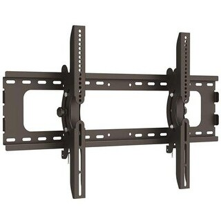"Startech.Com Tilting Tv Wall Mount  Heavy Duty Steel  Supports Monitors 30"" To 70 Tv Mount  Vesa Wall Mount  Monit"