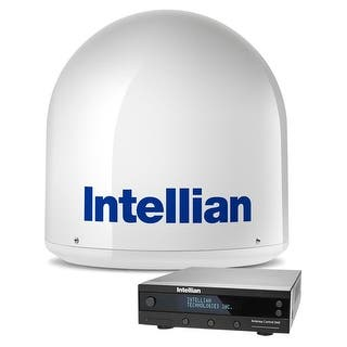 "Intellian I2 Us 13"" System W/ North Americas Lnb - B4-209S