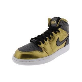 competitive price 1bd38 df028 Quick View.  746.99. Nike Boys Air Jordan 1 Retro High BHM GG ...