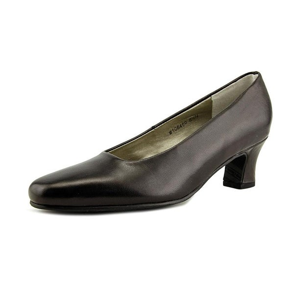 Mark Lemp By Walking Cradles Vicki Black Kidski Pumps