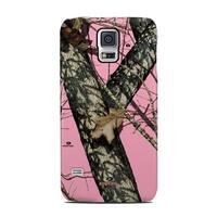 DecalGirl  Samsung Galaxy S5 Clip Case - Break-Up Pink