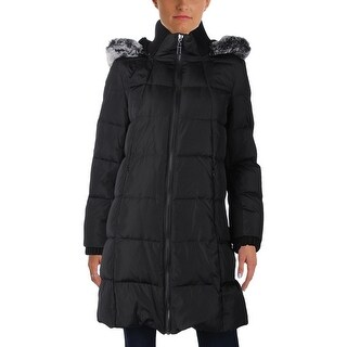 Gallery Womens Parka Quilted Feather/Down Filled