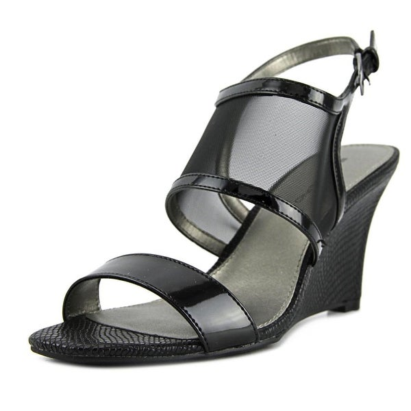 Bandolino Jeno Women BLK/BLK SY Sandals