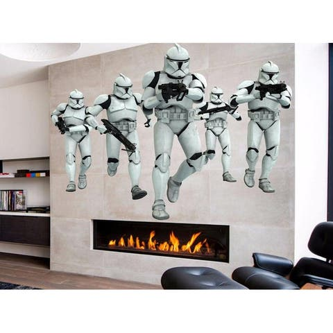 Star Wars Stormtroopers Full Color Decal