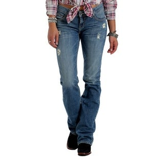 Cruel Girl Western Denim Jeans Womens Blake Slim Tribal CB45654071