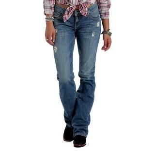Cruel Girl Western Denim Jeans Womens Blake Slim Tribal CB45654071