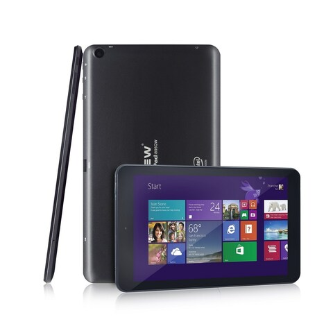 """IVIEW-I895QW 8.95"""" Touch Screen Tablet With Window 10 and 32GB memory"""