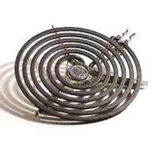 "Camco 00243 Delux Electric Range Top Burner, 6"""