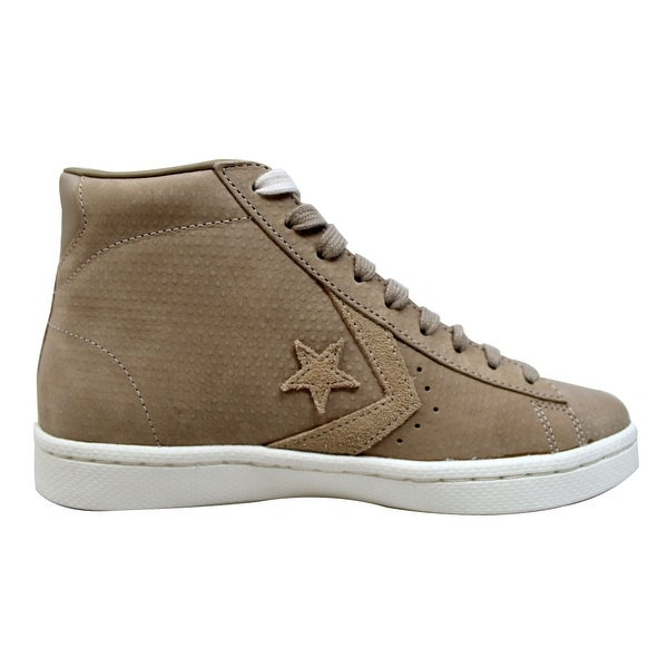 Shop Converse Pro Leather 76 Mid Vintage Khaki 155648C Men's