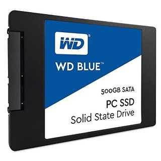 Wd Wds500g1b0a Sata 6Gb/S 2.5 Inch Internal Ssd Solid State Drive