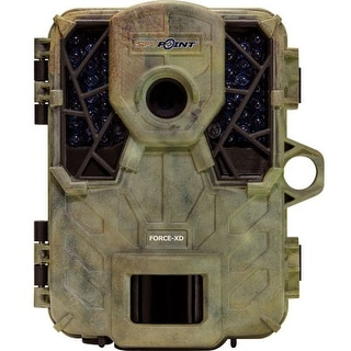 Spypoint forcexd spypoint trail cam force-xd 12 mp hd video low glow camo