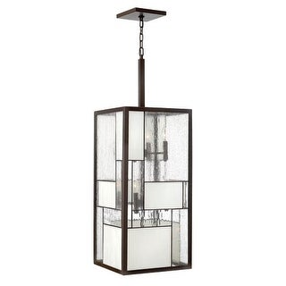 Hinkley Lighting 4576 12 Light Indoor Full Sized Pendant from the Mondrian Collection