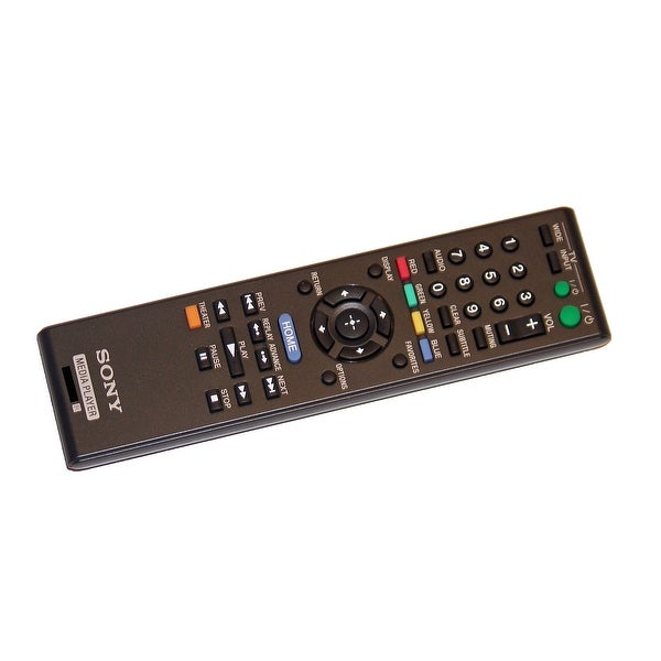 OEM Sony Remote Control Originally Supplied With: SMPN100, SMP-N100