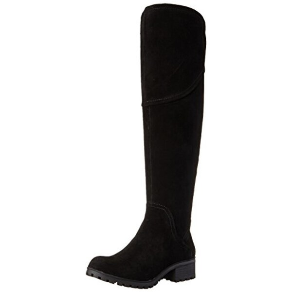 Lucky Brand Womens Harleen Riding Boots Over The Knee