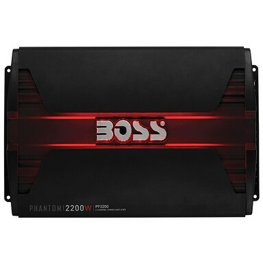 Boss Phanthom 4 Channel 2200 Watts Amp