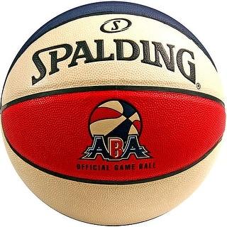 Spalding Official ABA Game Basketball