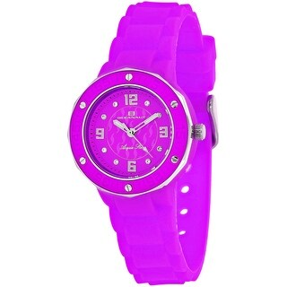 Oceanaut Women's Acqua Star OC0438 Purple Dial watch