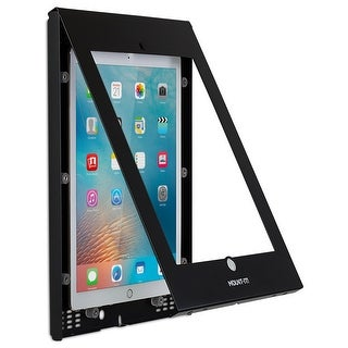 "Mount-It! Tablet Wall Mount Enclosure For Apple iPad Pro 12.9"" Secure Locking Anti-Theft Function For iPad Pro 12.9 1st/2nd Gen"